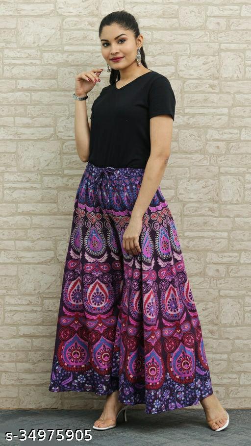 Gorgeous Fashionista Women Palazzos