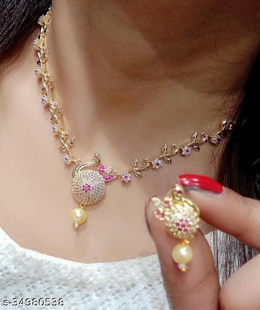 Allure Charming Women Jewellery Sets