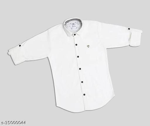 Agile Elegant Boys Shirts