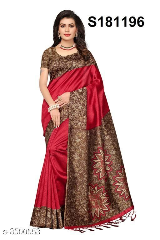 Attractive Art Silk Sarees