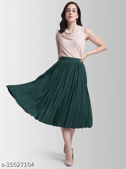 Elegant Fabulous Women Western Skirt
