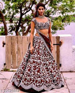 Aagam Fabulous Women Lehenga