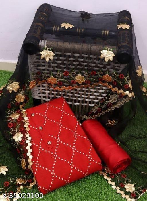 Jivika Graceful Salwar Suits & Dress Materials