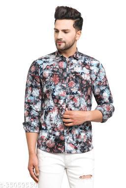Comfy Partywear Men Shirts