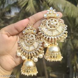 Women Earring Jewellery