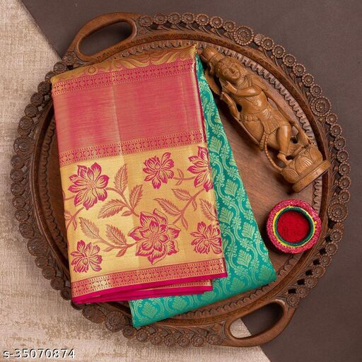 Trendy Soft Silk Sarees