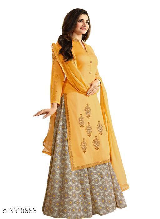 Elegant Georgette Suits & Dress Materials