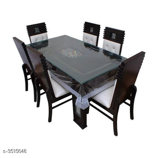 Classy PVC Table Covers