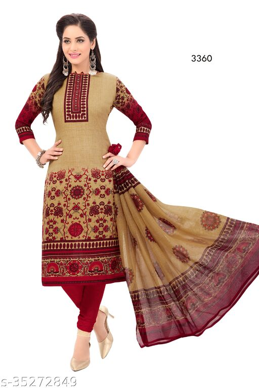 Varsha Monsoon Synthetic Soft Dress Material & Suit