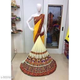 Attractive Banarasi Silk Women's Sarees