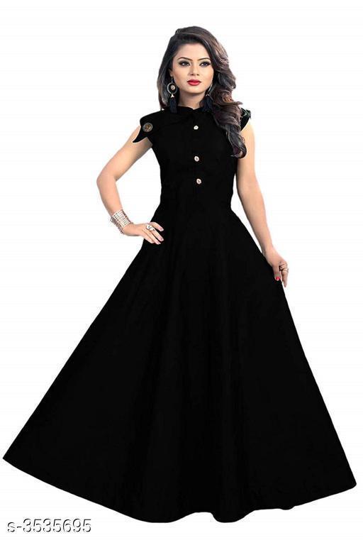 Trendy Rayon Cotton Women's Dress