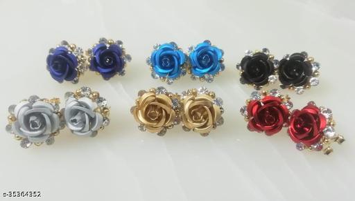 Shimmering Graceful Earrings
