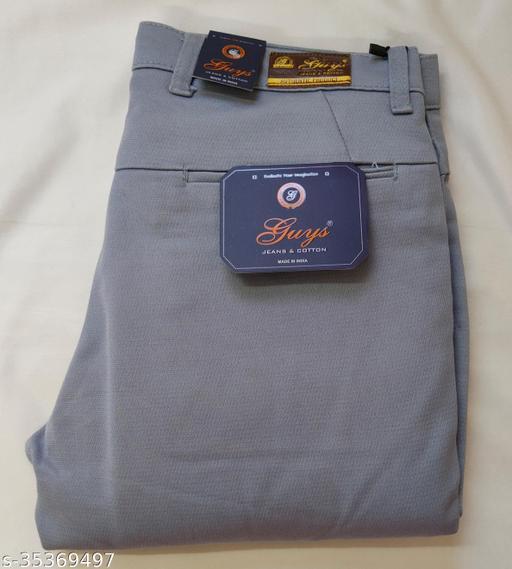 Double Cloth trouser (9)
