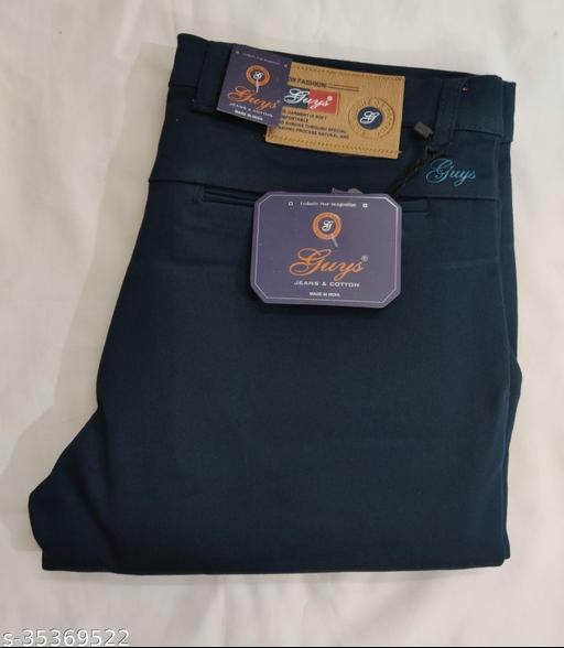 Cotton trouser(1)