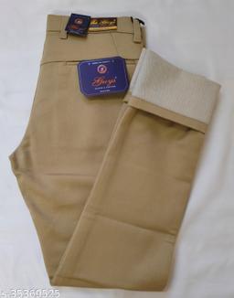 Double Cloth trouser (3)