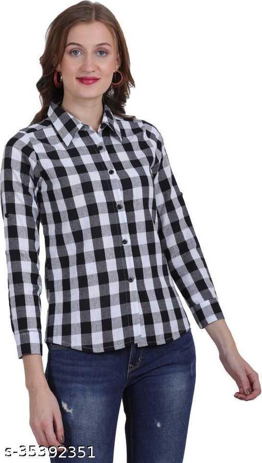 Comfy Feminine Women Shirts