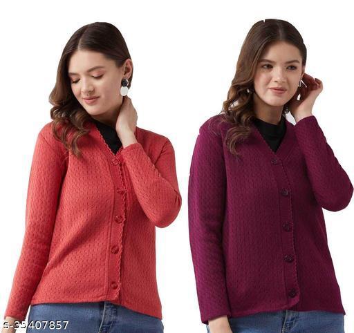Fancy Feminine Women Sweaters