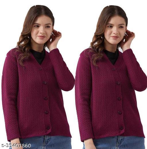 Fancy Retro Women Sweaters