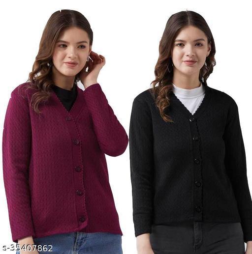Comfy Fashionista Women Sweaters