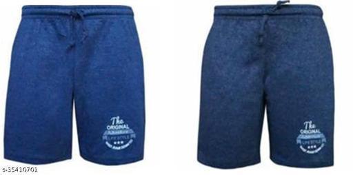 Mens Regular Shorts Pack of 2
