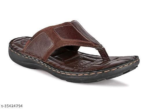 nks men's genuine leather sandals for men