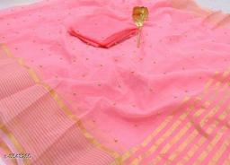 Heena Trendy Kota Doriya Women's Sarees