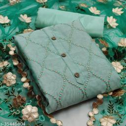 Elegant cotton Suit