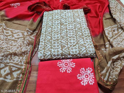 Jivika Attractive Salwar Suits & Dress Materials