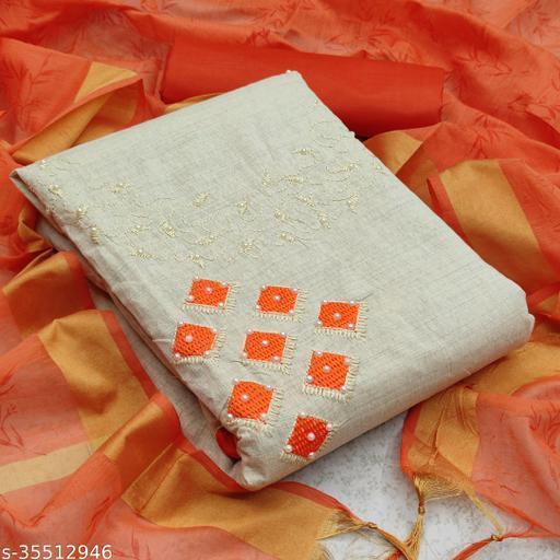Chitrarekha Refined Semi-Stitched Suits