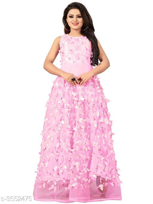 Gorgeous Soft Net Women's Gown