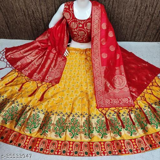Charvi Fashionable Women Lehenga