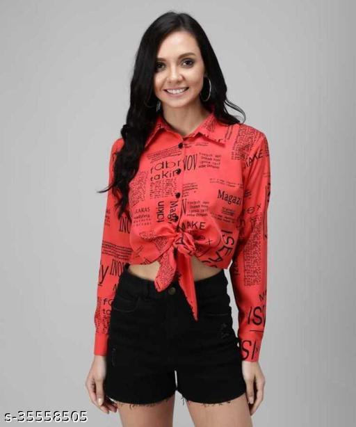 Urbane Designer Women Shirts