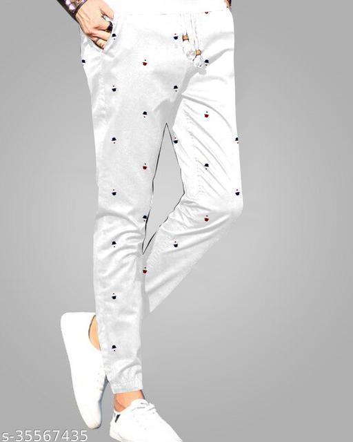 Trendy Elegant Men Track pant
