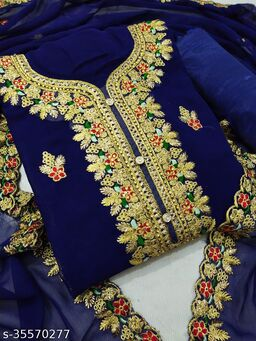 Alisha Alluring Salwar Suits & Dress Materials