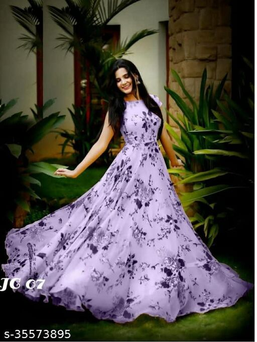 Pretty Fashionista Women Gowns