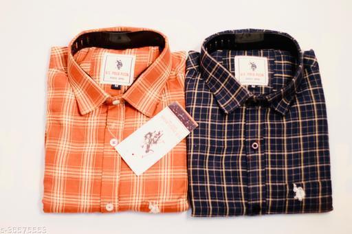 Urbane Glamorous Men Shirts