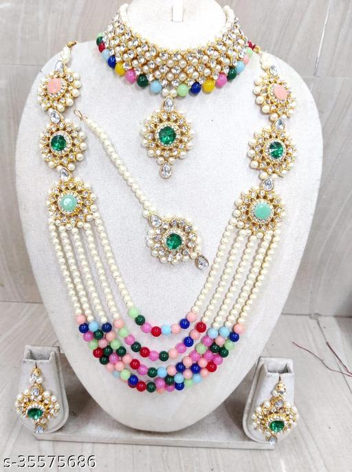 Allure Fancy Jewellery Sets
