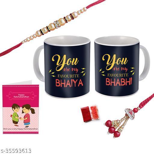 BHAIYA BHABHI COMBOO WITH RAKHI