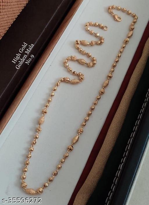 New Golden Mala for women