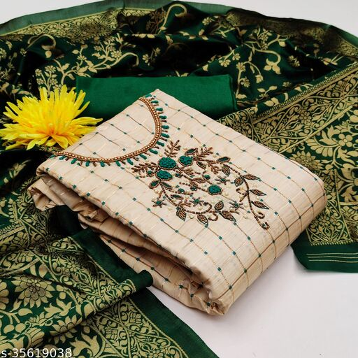 Jivika Sensational Semi-Stitched Suits