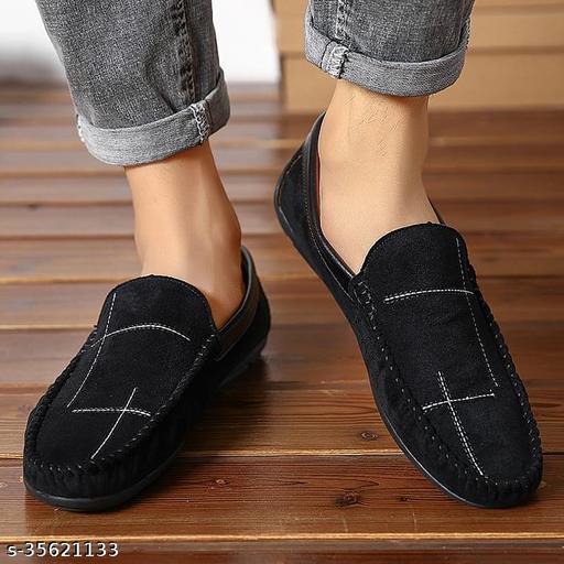 Comfy Modern Trendy Men Casual Driving Unique Graceful Men Loafers Shoes