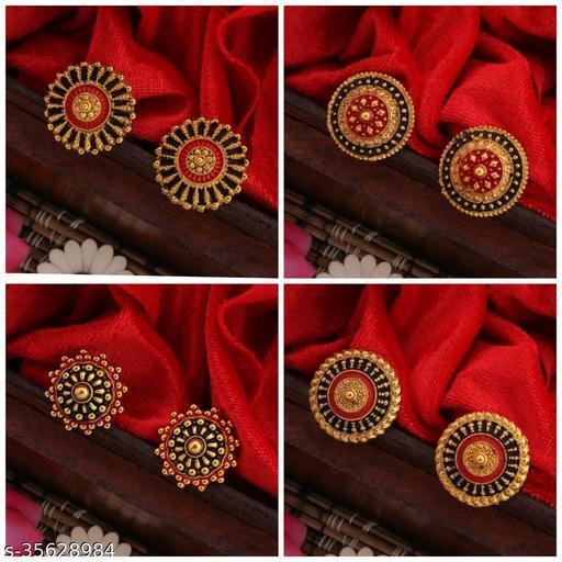 Feminine Elegant Earrings