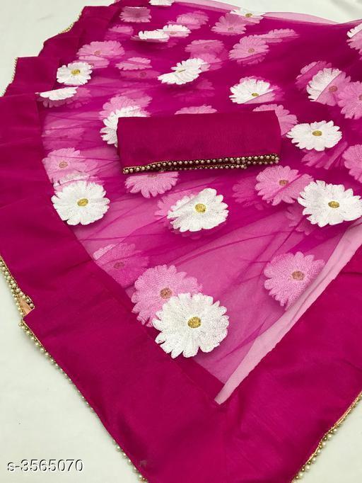 Trendy Eva Women's Saree