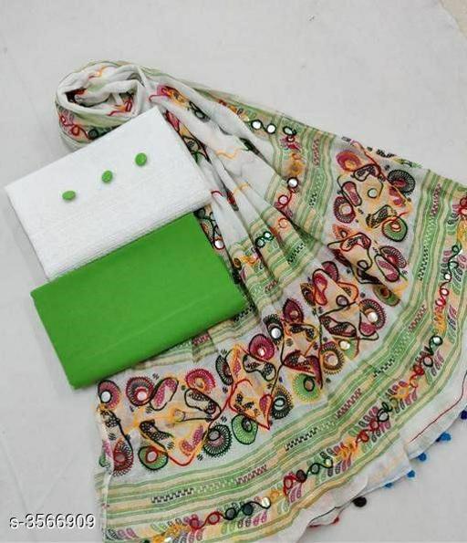 Fancy Chikankari Women's Suits & Dress Material