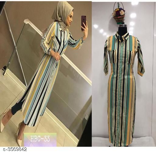Kurtis & Kurtas Olla Stylish Imported Silk Printed Women's Kurtis  *Fabric* BSY Imported Silk   *Sleeves* Full Sleeves Are Included   *Size * M - 38 in , L - 40 in , XL - 42 in , XXL - 44 in   *Length* Up to 52 in   *Type* Stitched   *Description* It Has 1 Piece Of Women's Kurti    *Work* Printed  *Sizes Available* L, XL, XXL   Supplier Rating: ★3.8 (5) SKU: OSSPWK_3 Free shipping is available for this item. Pkt. Weight Range: 300  Catalog Name: Olla Stylish Imported Silk Printed Women's Kurtis Vol 19 - DIXADHAM SILK Code: 969-3569842--
