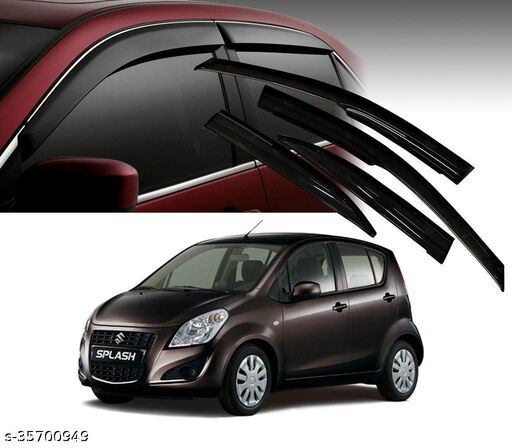 Car Rain Wind Door Visor Side Window Deflector for Ritz Set of 4 PCS