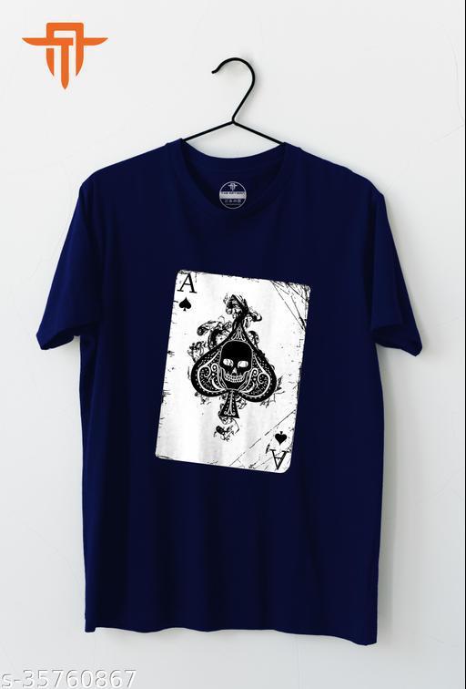 The Artisan Mens Round Neck T shirt