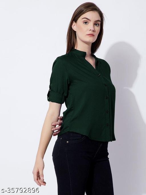 Classic Partywear Women Shirts