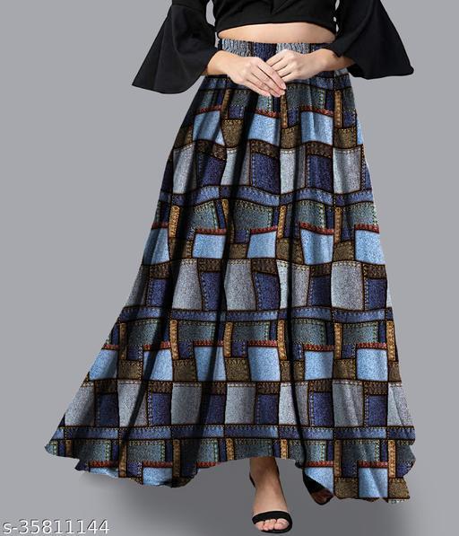 Gorgeous Trendy Women Western Skirts