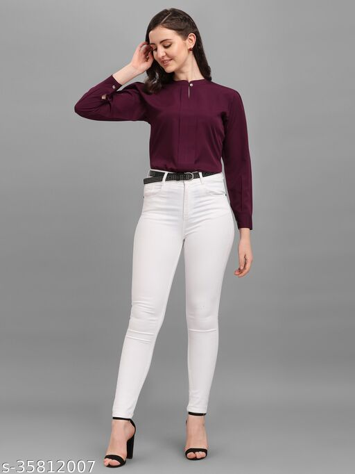 Fancy Designer Women Shirts